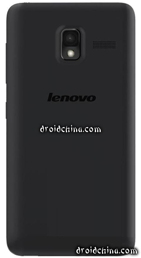 camera of Lenovo A850 Plus