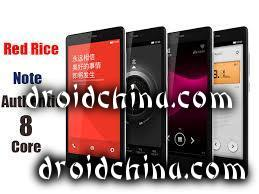 xiaomi red rice note