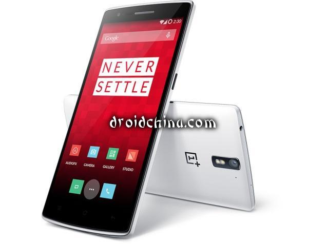 Android Smartphone One Plus One